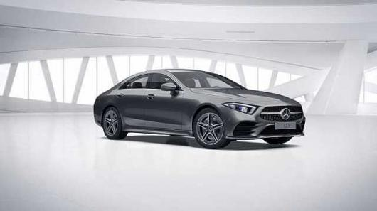 nuovo Mercedes CLS 350