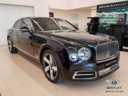 Km 0 BENTLEY Mulsanne