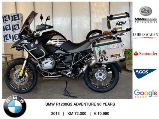 usato Bmw R 1200 GS Adventure