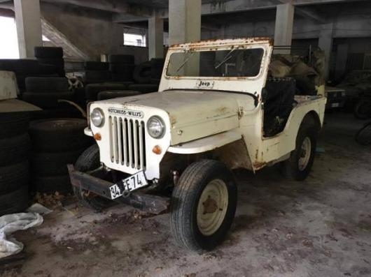usato JEEP Willys
