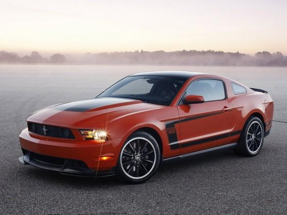 Trackey Per La Ford Mustang Boss 302 Vendiauto Blog Auto