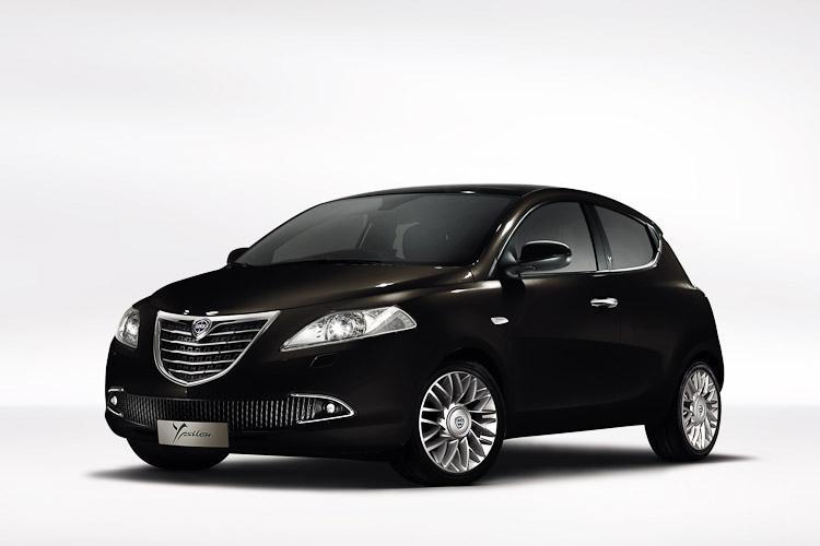 Ecco la nuova lancia y 2011 vendiauto blog auto e motori - Lancia y diva 2011 ...