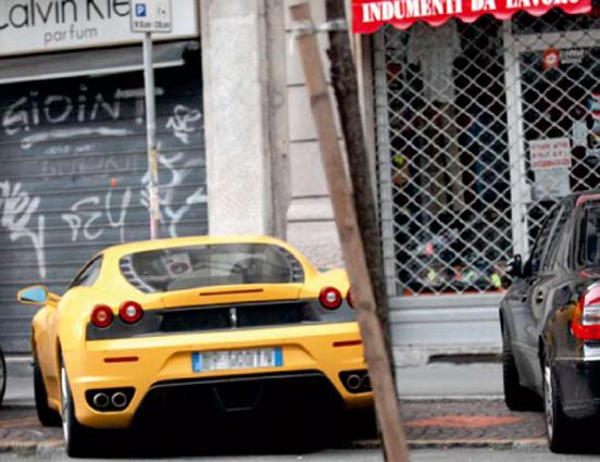 Le auto di lapo elkann vendiauto blog auto e motori for Auto di lapo elkann