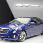 2015-Cadillac-ATS-Coupe-front-three-quarter-at-NAIAS-2014