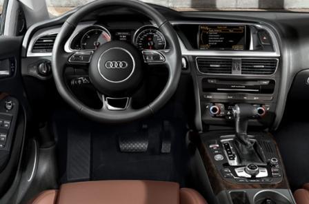 Audi A5 Sportback Equipaggiamento