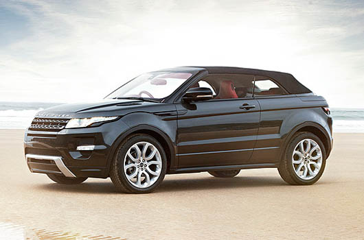 range rover evoque la cabrio del 2016 vendiauto blog auto e motori. Black Bedroom Furniture Sets. Home Design Ideas