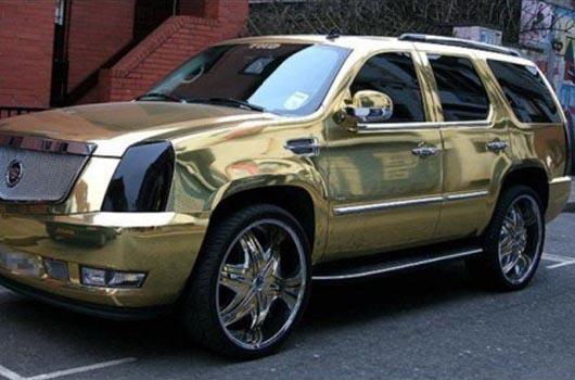 El Hadji Diouf_Cadillac Escalade Now
