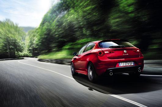 Alfa Romeo Giulietta prestazioni