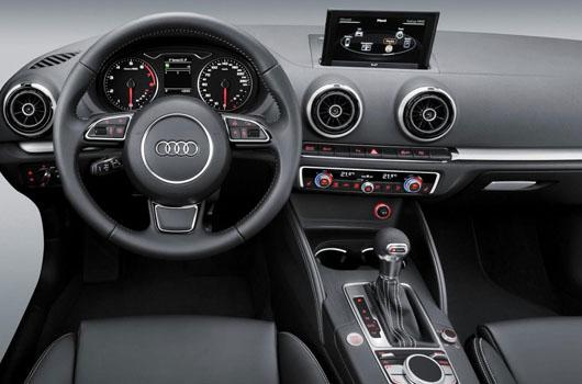 Audi A3 INTERNI