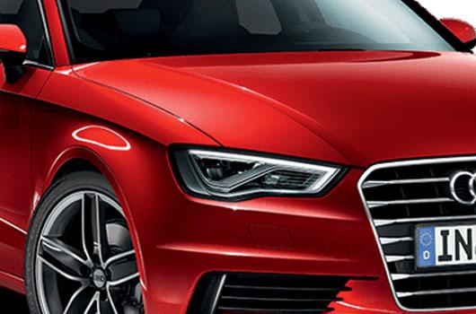 Audi A3 fanali