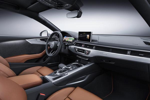 Nuova-Audi-A5-2016-INTERNI