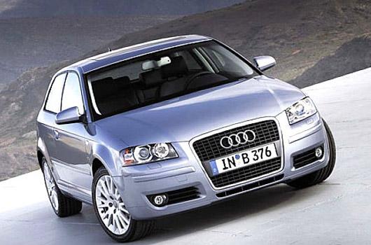Audi A3 seconda serie